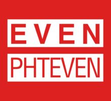 Even Phteven by xyphious