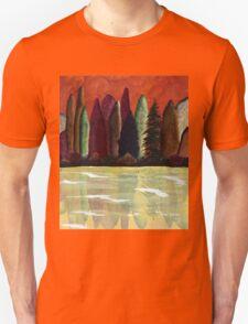 Surface of Light Unisex T-Shirt