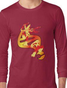 Mega Blaziken Evolution Long Sleeve T-Shirt