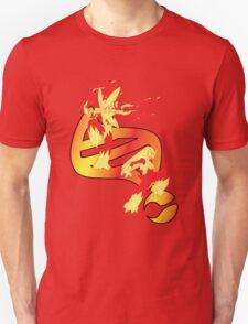 Mega Blaziken Evolution Unisex T-Shirt