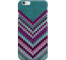 Knitted phone case iPhone Case/Skin