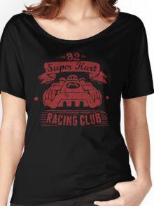 Kart Racing Club Women's Relaxed Fit T-Shirt