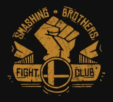 Smashing Brothers by Azafran