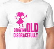 Growing old  Unisex T-Shirt