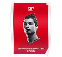 My Ronaldo soccer legend poster Poster