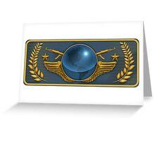 Global Elite Greeting Card