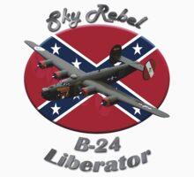 B-24 Liberator Sky Rebel Kids Clothes