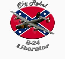 B-24 Liberator Sky Rebel Unisex T-Shirt