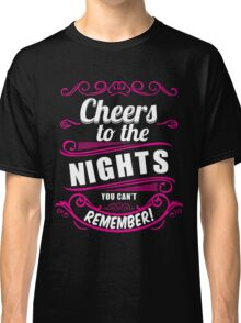 Funny Party Classic T-Shirt