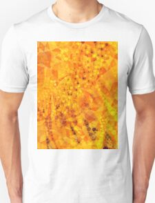 abstract sunflower T-Shirt