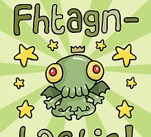 Fhtagn-tastic! by VenkmanProject