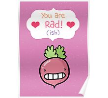 You Are Rad! Poster