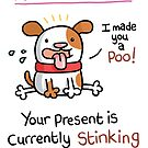 Dog Poo Card! by VenkmanProject