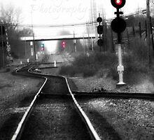 Railroad Dream by Josie-Traylor