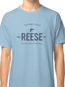 Person of Interest - Reese Classic T-Shirt