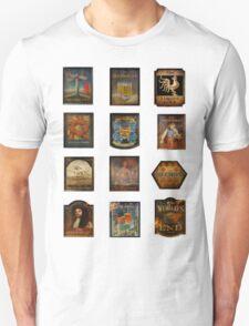 12 pubs  T-Shirt