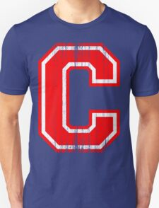 Big red Letter C T-Shirt