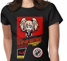 Super Despair Sisters-Danganronpa Parody Shirt Womens Fitted T-Shirt