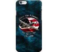 B-24 Liberator Give Me Liberty iPhone Case/Skin