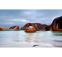 Elelphant Rock Photographic Print