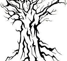 The Milestone Tree by Raymond Park