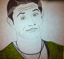 Jensen Ackles by Raymond Park
