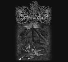 GoG shirt: Denied Sanctuary (cover artwork+logo) T-Shirt