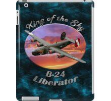 B-24 Liberator King Of The Sky iPad Case/Skin