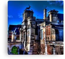 Chateau d'Anet #2 Canvas Print