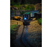 Toy Train IV ~ Miniatures Series  Photographic Print