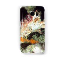 Caribbean Hairy Clinging Crab Samsung Galaxy Case/Skin