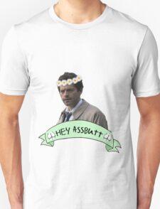 Hey Assbutt (Hipster Castiel) Unisex T-Shirt