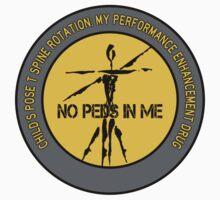 Child's Pose T Spine Rotation - My Performance Enhancement Drug Kids Tee
