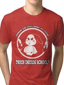 A Gourmet Shirt Tri-blend T-Shirt