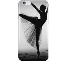 Ballet Silhouette iPhone Case/Skin