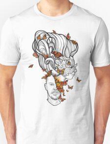 McQueen and GaGa Unisex T-Shirt