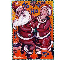 'HO! HO! HO! Photographic Print