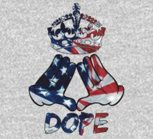 USA  king dope T-Shirts & Hoodies by incetelso