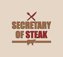 Secretary of Steak Unisex T-Shirt