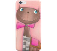 Candy Cat iPhone Case/Skin