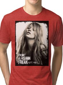 Fashion Freak Womens Tri-blend T-Shirt