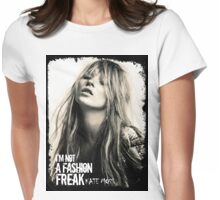 Fashion Freak Womens Womens Fitted T-Shirt