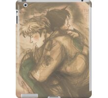 Let's Meet Again - [A Sketch] iPad Case/Skin