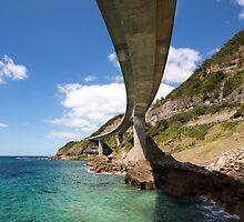 Sea Cliff Bridge by David Haworth