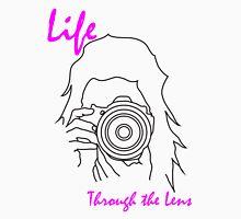 Life through the lens Unisex T-Shirt