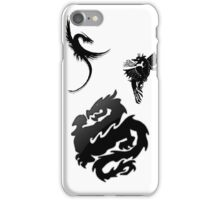 The Three Dragons iPhone Case/Skin