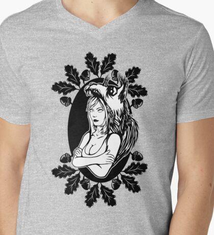 Sandy Cheeks is dead Mens V-Neck T-Shirt