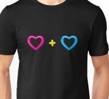Love concept illustration Unisex T-Shirt