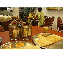 Cafe, Little India, Kuala Lumpur. Photographic Print