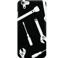 Stage Tools iPhone Case/Skin